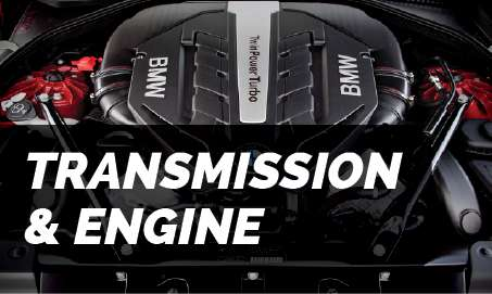 transmission and engine